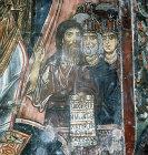 Cyprus, St Neophytos Monastery, the Anastasis, St John the Baptist, King Solomon and King David