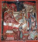 Cyprus, Platanistasa, birth of the Madonna 15th century