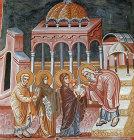 Cyprus, Platanistasa, Church of the Holy Cross, the Presentation