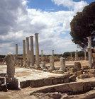 Palaestra,  a wrestling school, Salamis, Northern Cyprus