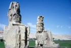 Egypt, Thebes, the Colossi of Memnon