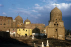 Egypt, Cairo, Eastern side known as the City of the Dead Mamluk Tombs