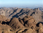 Egypt, the Sinai Mountains