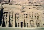 Egypt, Abu Simbel, Nefertari