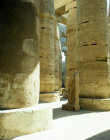 Egypt, Karnak, Temple of Amon, the hypostyle hall, 19th Dynasty