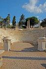 Egypt, Alexandria, Kom al-Dikka, fourth century Roman amphitheatre