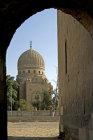 Egypt, Cairo, Northern cemetery, Mamluk Shuqar mausoleum