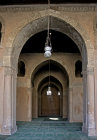 Egypt, Cairo, Mosque of Ahmad Ibn Tulun, Abassid governor of Egypt, 868-84, arches in main prayer hall