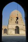 Egypt, Cairo, Mosque of Ahmad Ibn Tulun, Abassid governor of Egypt, 868-84, 13th century fountain in mosque courtyard