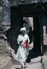 Ethiopia, Lalibela, priest