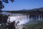 Ethiopia, the Tisisat Falls, Blue Nile