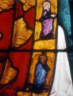 Detail of two apostles on Gabriel