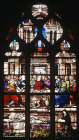 Last Supper, sixteenth century, Church of Sainte Foy, Conches, France