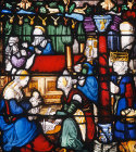 Birth of the Virgin, sixteenth century, Chalons-en-Champagne, formerly Chalons-sur-Marne, France