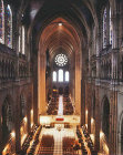 All Saints Day service, Chartres Cathedral, France