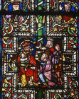 Magi, Nativity, Bible window, Three Kings Chapel, Cologne Cathedral, Germany