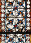 Grisaille detail, 1280-90, sacristy, Kolner Dom, Germany