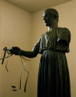 Greece Delphi the Charioteer Bronze 478-474 BC