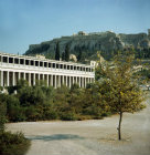Greece Athens Stoa of Attalus