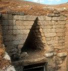 Tomb of Clytemnestra, Mycenae, Greece