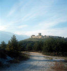 Medieval fortress near Katerini, Greece
