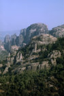 Greece, Meteora, monasteries on the rocks