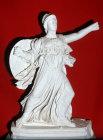 Epidaurus Musuem Greece Statue of Athena (Minerva)