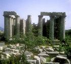 Greece, Bassae, Temple of Apollo Epicurius, late 5th century BC