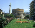 White tower, Ottoman fortress, Ottoman prison, now a museum, Thessalonika, Greece