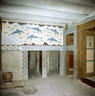Greece, Crete, Knossos, the Queen