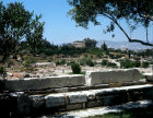 Greece Athens the Athenian Agora