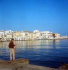 Old harbour, Chania, Crete, Greece