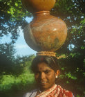 Water carrier, India