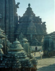 Lingaraja Temple, seventh to twelfth century, Bhubaneswar, Odisha formerly Orissa, India