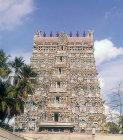 Meenakshi Amman Hindu temple, Madurai, Tamil Nadu, India