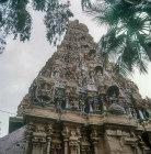 Koodal Azhagar Hindu Temple, Madurai, Tamil Nadu, India