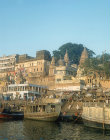 River Ganges, Benares, India