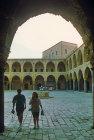 Khan al-Umdan Caravanserai, 1784, Acre, Israel