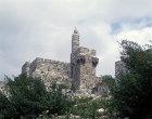Israel, Jerusalem, the Citadel, Tower of David (Phasael
