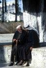 Israel, Jerusalem, two Muslims talking