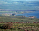 Israel, the Bethsaida Valley and the entry of the Jordan River into the Sea of Galilee