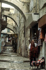 Israel, Jerusalem, the Via Dolorosa