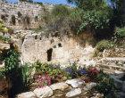 Israel, Jerusalem, The Garden Tomb