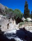 Garden Tomb, exterior, Jerusalem, Israel