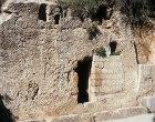 Israel, Jerusalem, the Garden Tomb exterior