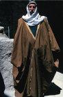 Israel, Bethlehem, an Arab in traditional dress