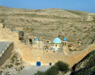 Israel, Mar Saba, Greek Orthodox Monastery, south east of Jerusalem