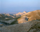 Israel, the Judean Hills west of Jericho