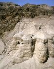Israel, Qumran, caves where the Dead Sea scrolls were found