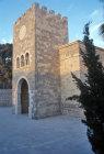 Israel, Jerusalem, Bethphage Franciscan church exterior